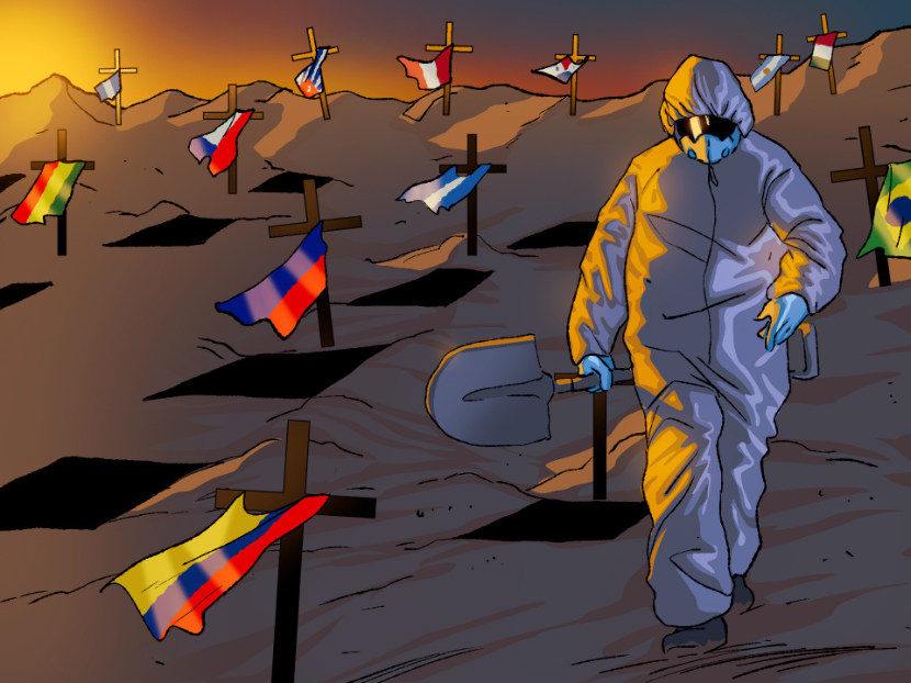 Pandemia: exclusión,  desigualdad y discusiones ausentes