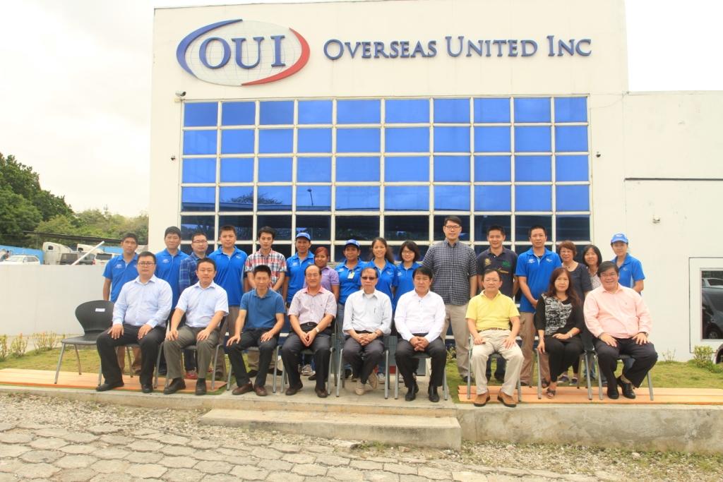 Foto de Oversas United, en Panamá.